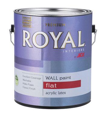 ace royal paint