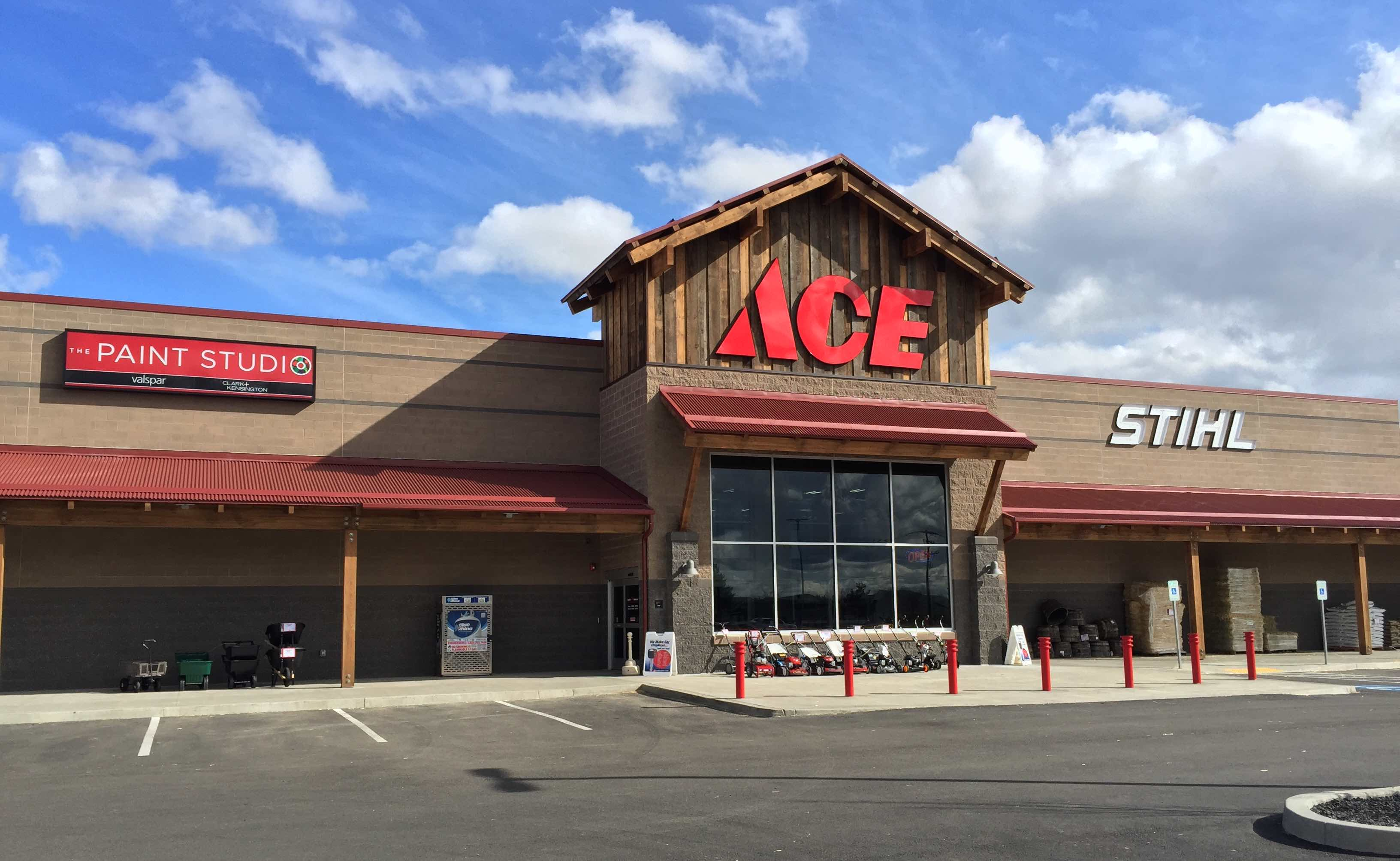 Rathdrum Location Now Open! :: Seright\'s Ace Hardware